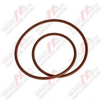 Кольцо гильзы резиновое Cursor 13 (152x145x3.53mm круглого сечения) чёрное