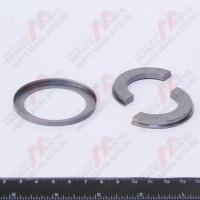 Кольцо трансмиссии разрезное (к-т 2шт) 5.0мм\ZF 16S 150-251 аналог 1499298027